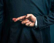 Kto je v podnikaní úspešnejší? Čestní ľudia alebo klamári a podvodníci?