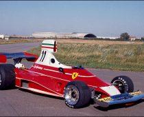 Ferrari Nikiho Laudu mieri do dražby (VIDEO)