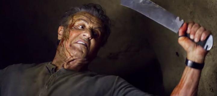 Sylvester Stallone vraždí členov kartelu v poslednom Rambovi