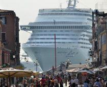 Veľké lode do historického centra Benátok už nevplávajú