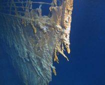 Titanic devastujú baktérie. Zrejme zmizne do roku 2030.(VIDEO)
