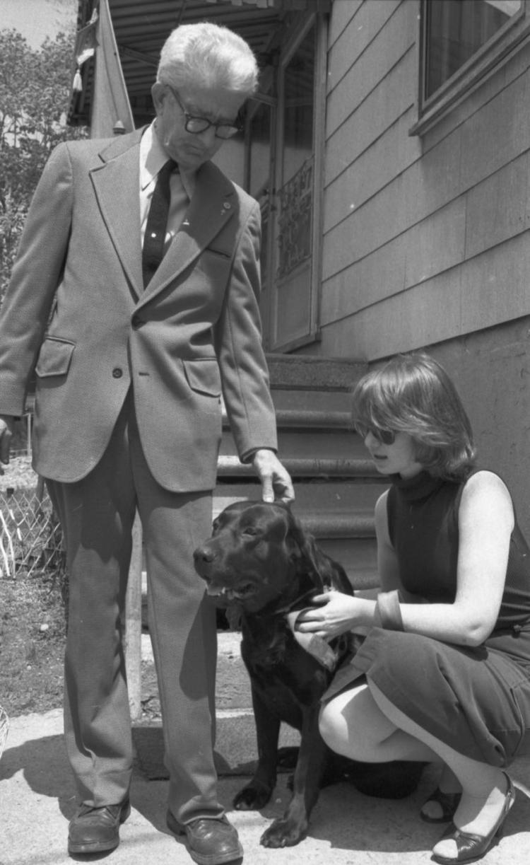 Susedov pes, ktorý mal Davida Berkowitza motivovať k vraždám.