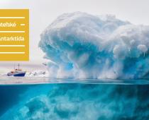 Dva mesiace na storočnej plachetnici obklopený neobyčajnou krásou Antarktídy. Cestovateľské kino prinesie špeciálne dobrodružstvo