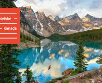 Obrovské rozmery Kanady si uvedomíte najmä vtedy, keď sa snažíte prejsť z jedného pobrežia na druhé