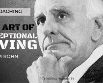 Nenahraditeľný motivátor Jim Rohn: 10 posolstiev, ktoré venoval celému svetu