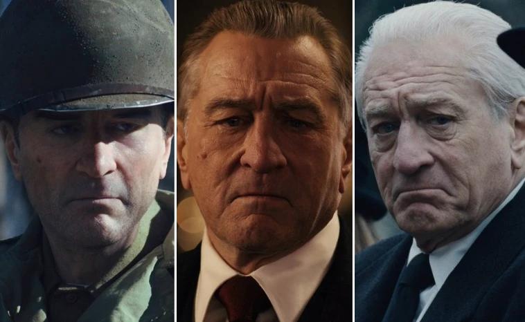 Obsadenie hereckých rolí vo filme Irishman