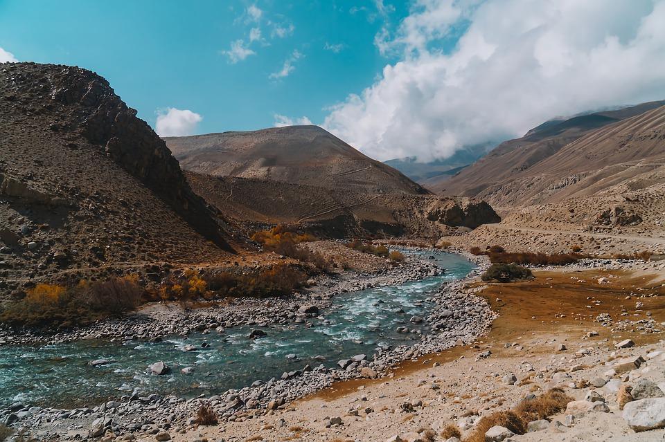 Kirgizsko príroda