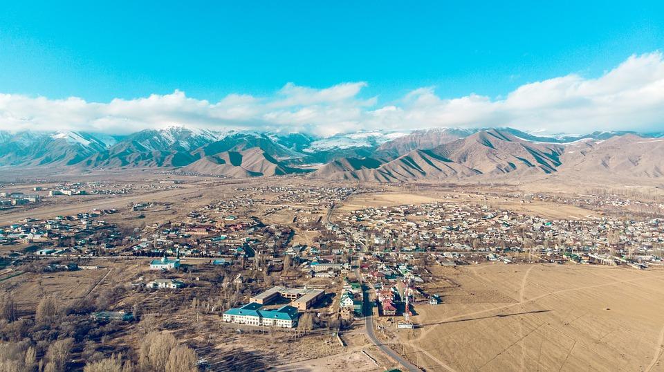 Kirgizsko - krajina