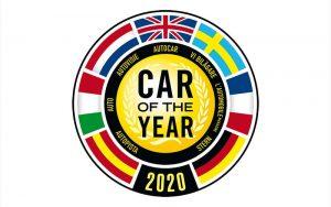 Európske auto roka 2020 anketa