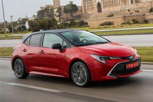 Európske auto roka Toyota Corolla