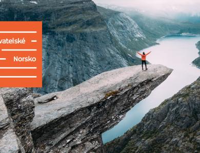 Nórsko si nadovšetko váži a miluje svoju prírodu. Priblíži ho pútavé Cestovateľské kino
