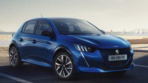 Európske auto roka 2020 Peugeot 208