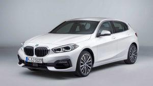 Európske auto roka BMW 1