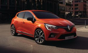 Renault Clio - Car of the year