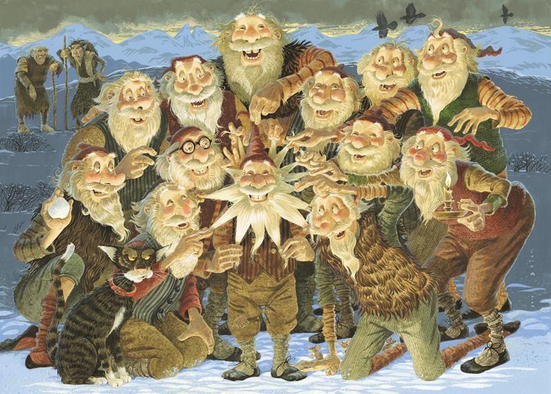 Vianoce na Islande
