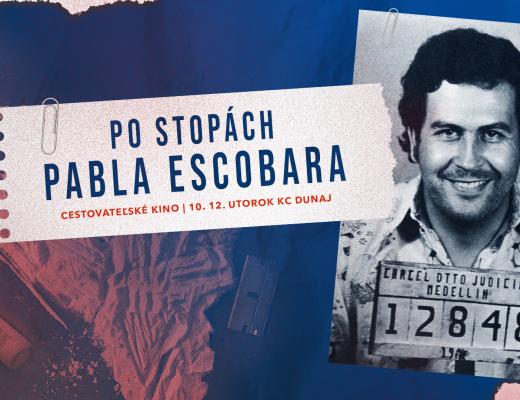 Po stopách Pabla Escobara. Objavte Kolumbiu v špeciálnom Cestovateľskom kine