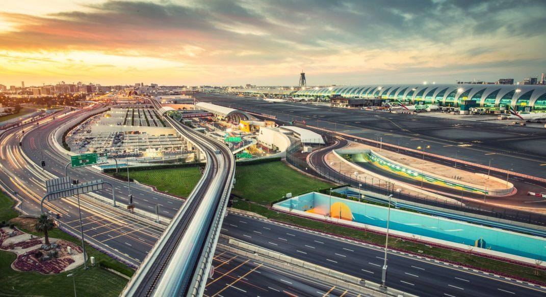 Leitsko v Dubaji