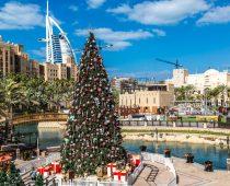 Vianoce a Dubaj alebo škriatkovia na Islande