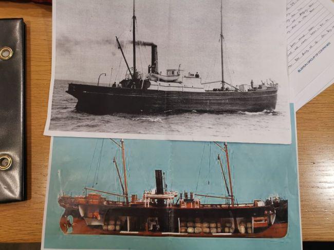Skvostný poklad na palube lode Kyros