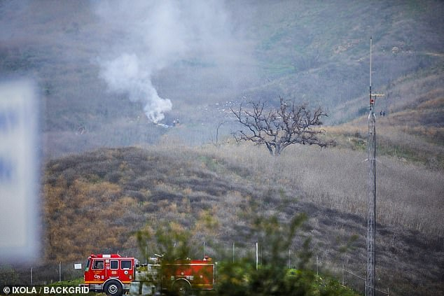havária vrtuľníka Kobe Bryant