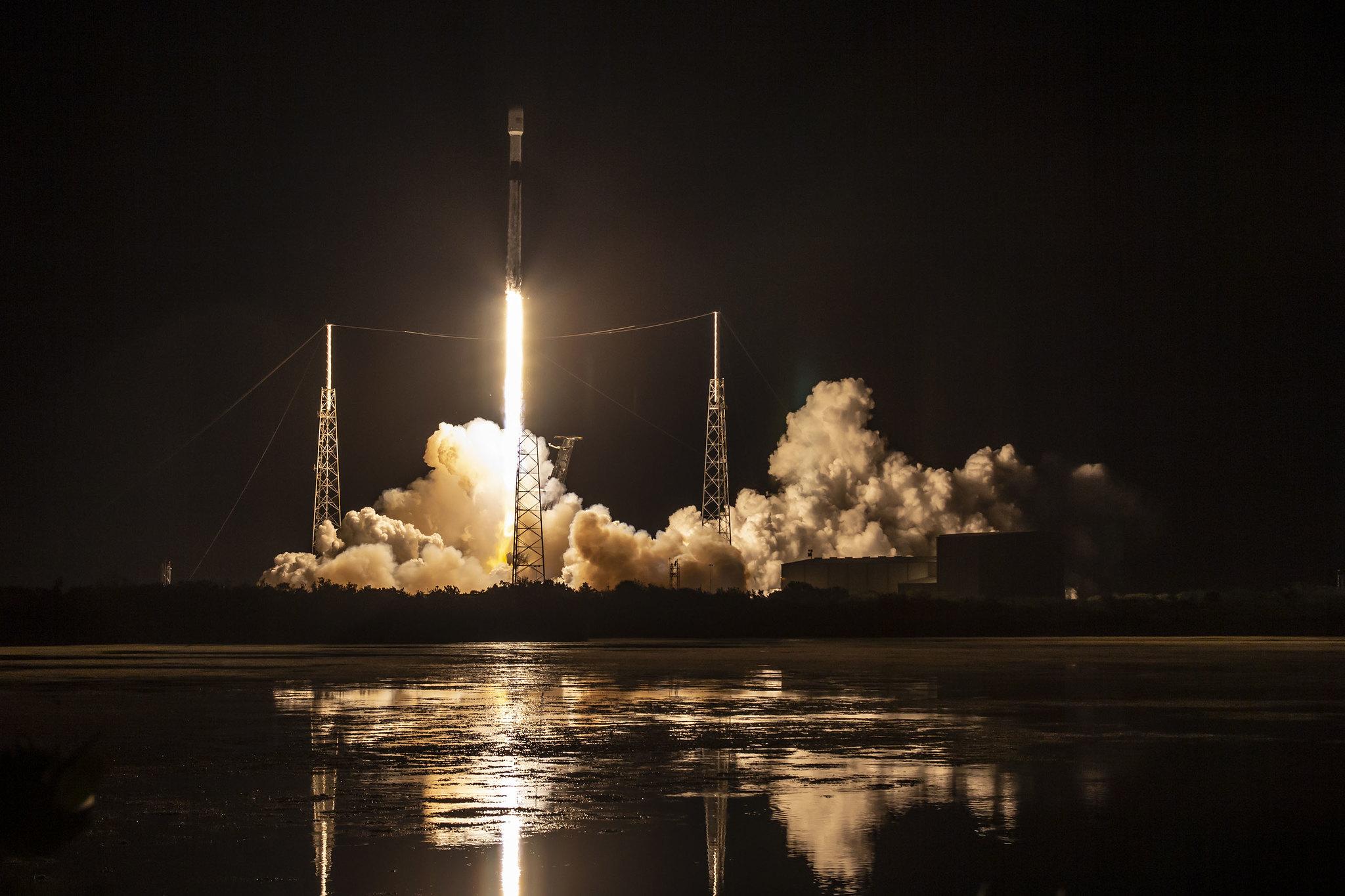 SpaceX projekt - milión ľudí na Marse