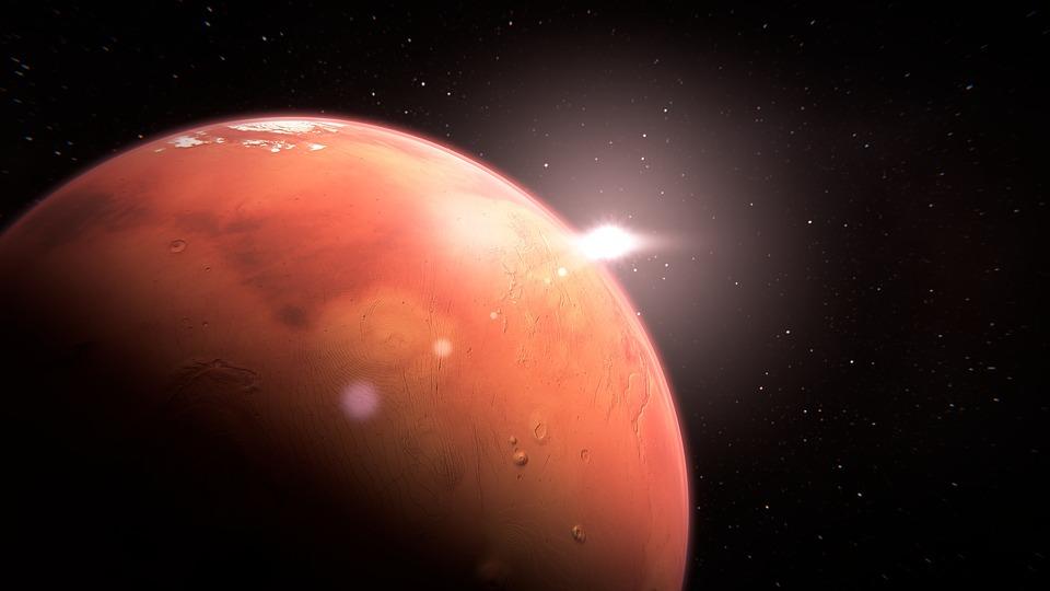 milión ľudí na Marse