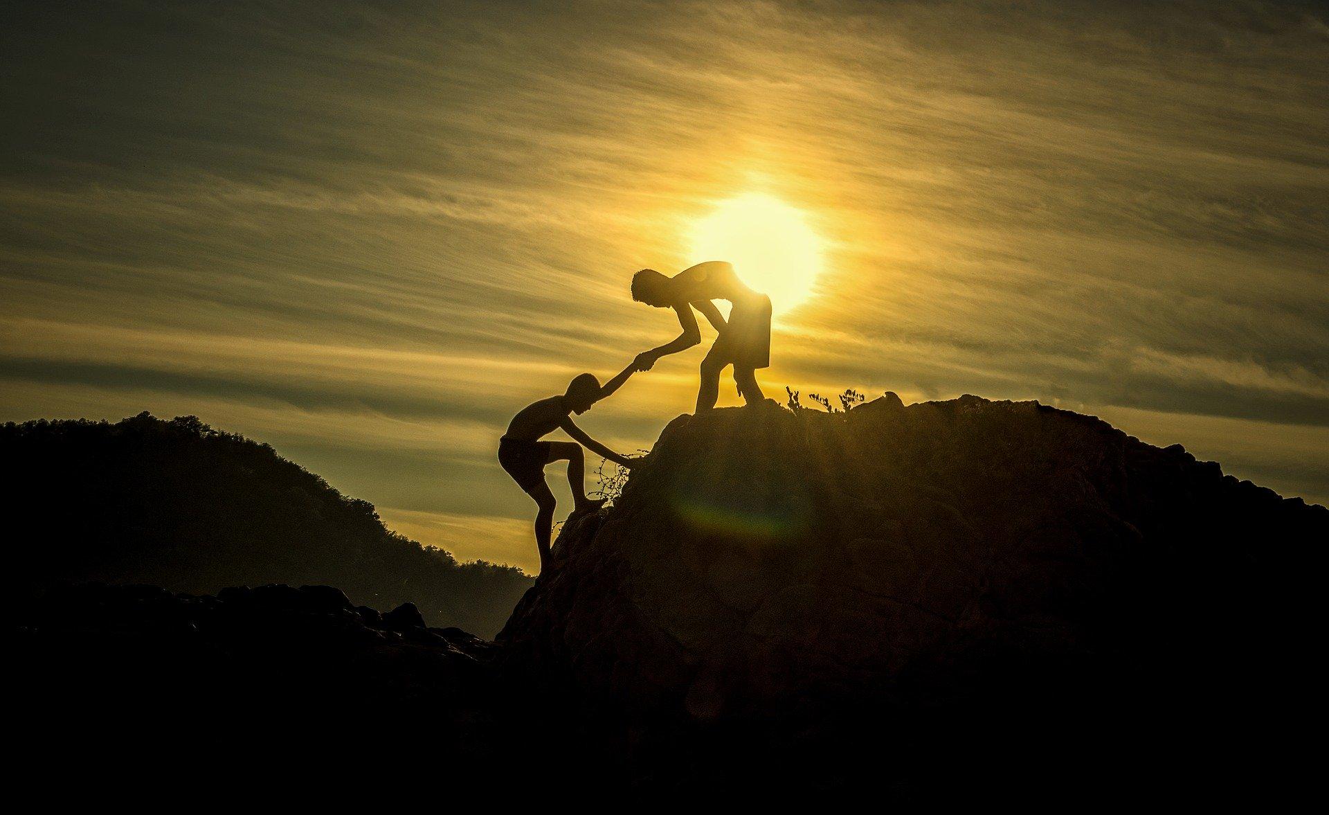 Čestný človek je základom spoločnosti.