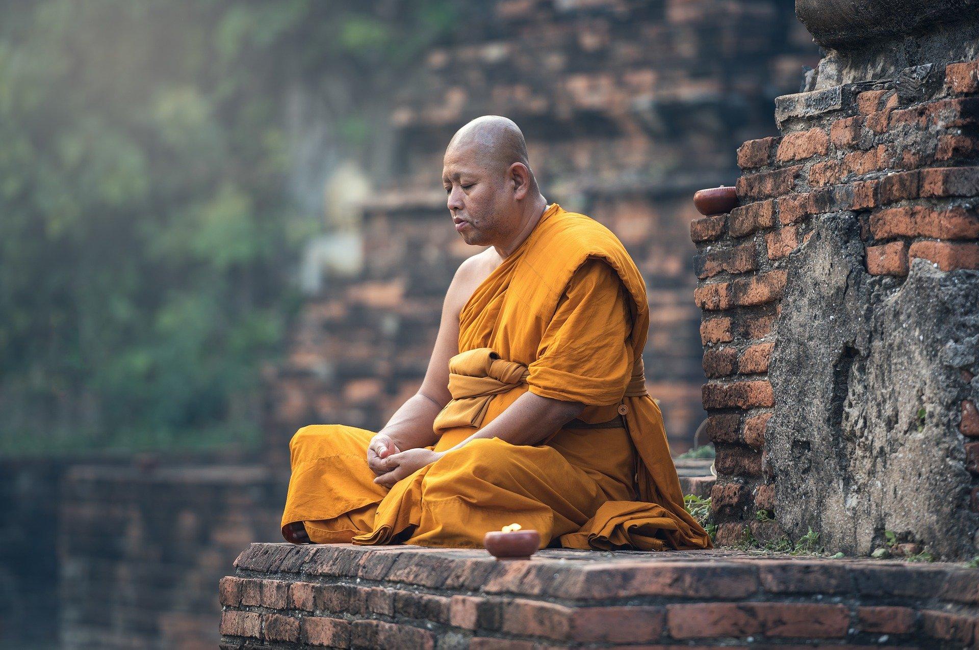 Čestný človek v podaní mnícha