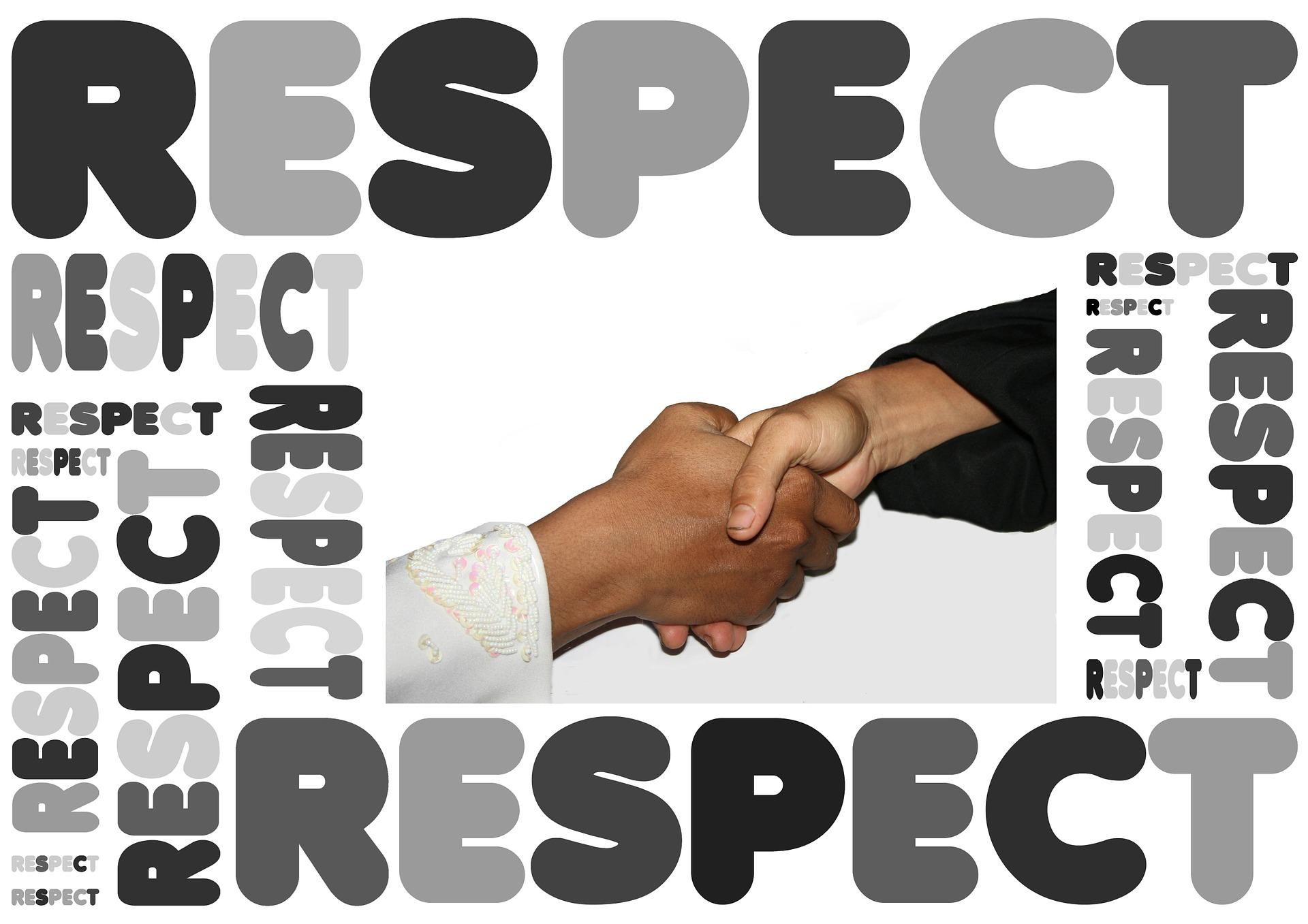 Rešpekt, čestnosť, morálka, lojálnosť