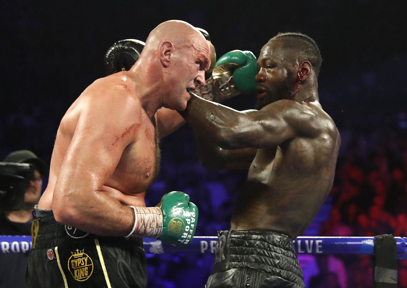 Tyson Fury víťazom