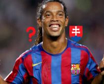 Vedeli ste? Ronaldinho strelil svoj prvý  hetrik slovenskému klubu