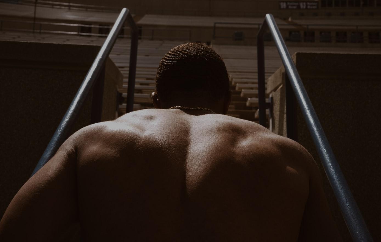Cvičenie chrbta