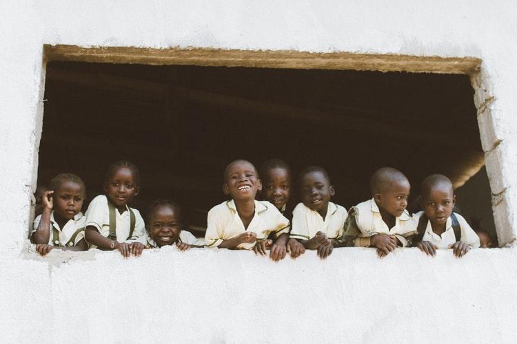 pomoc ľudom v Afrike