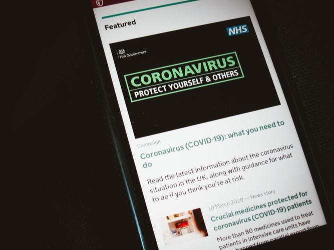 koronavírus aktuálne informácie