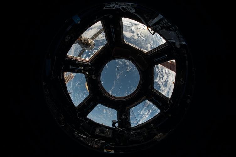let do vesmíru - NASA