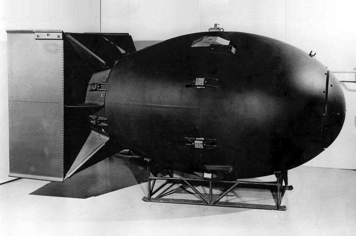 Fat Man bomba