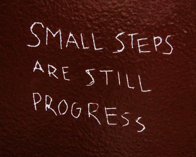Prečo si ľudia neveria - Krok po kroku
