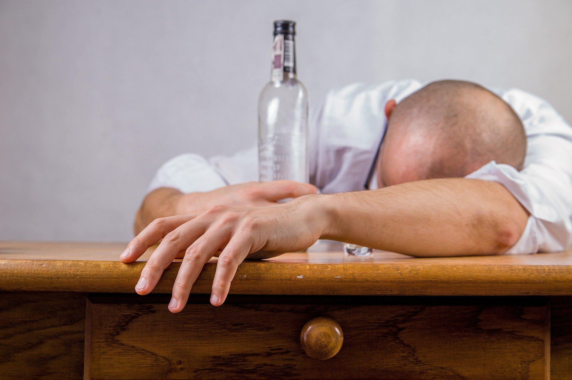 alkohol - antibiotiká