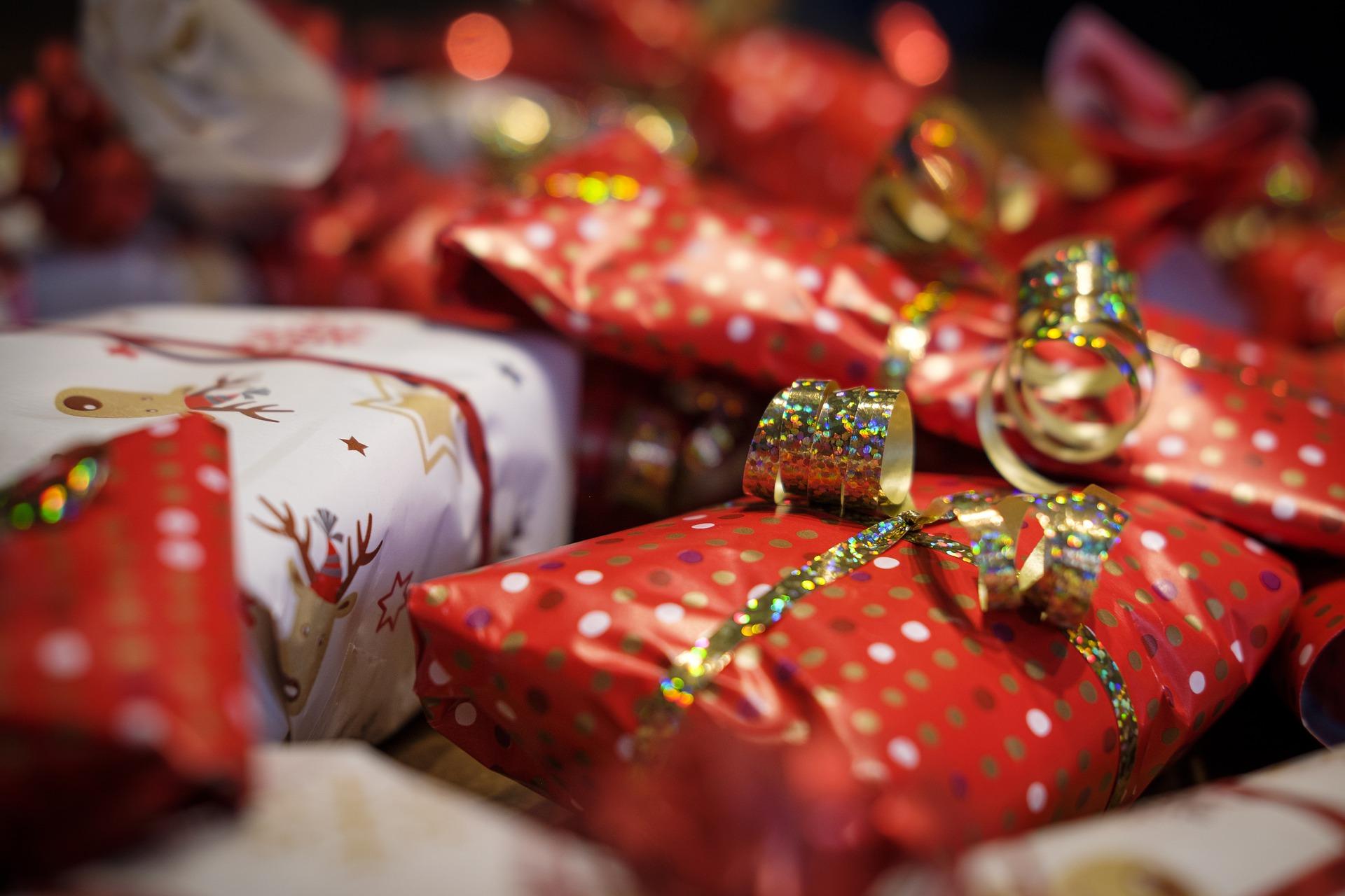 Vianoce a darčeky