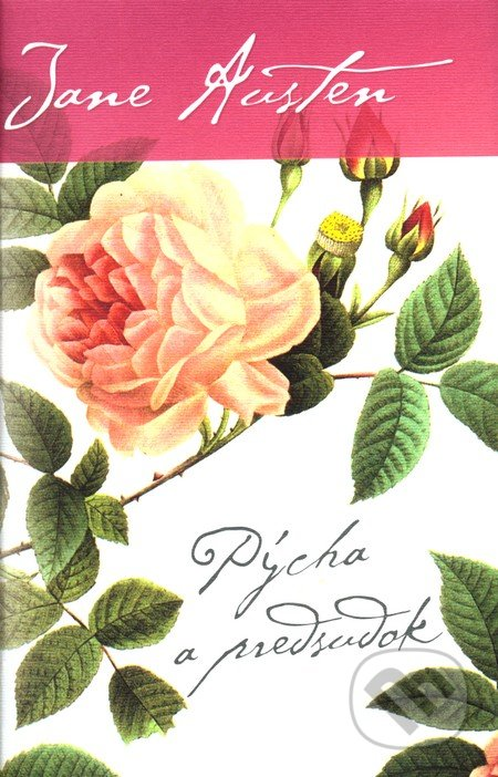 Kniha Pýcha a predsudok