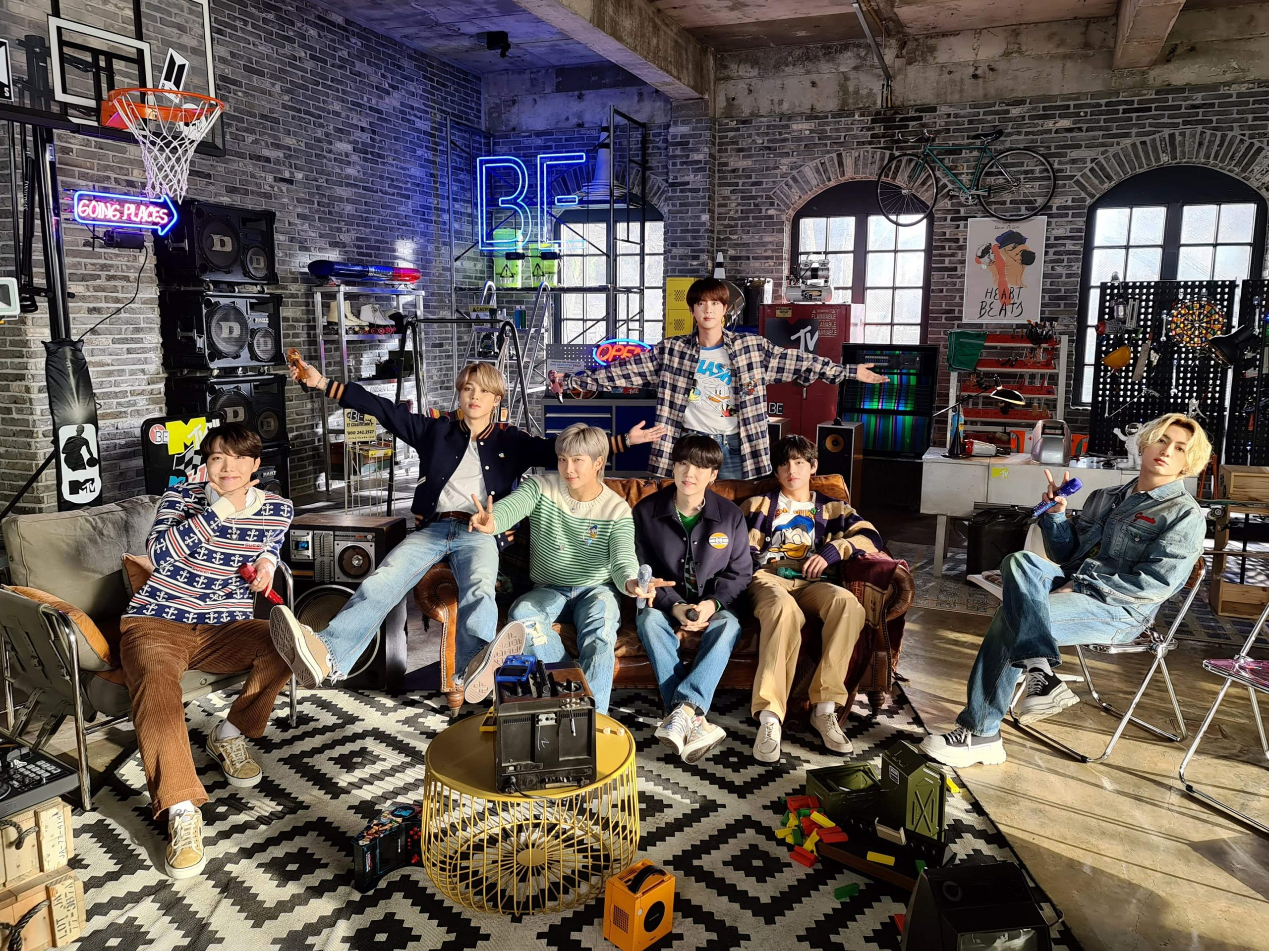 BTS - MTV